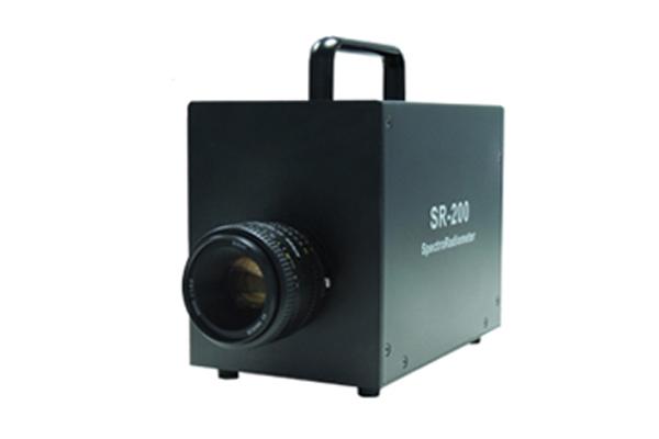 Sr - 200 spectroradiomètre