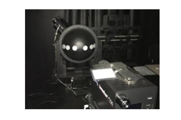 LCD多角度反射测量系统